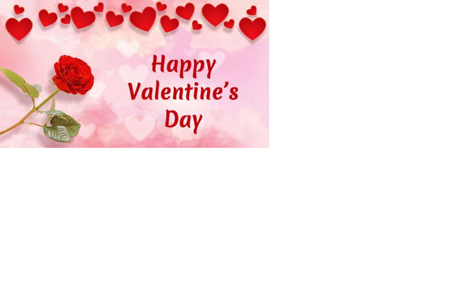 Happy Valentine\'s Day..........