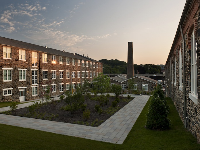 Union Mill, after renovations