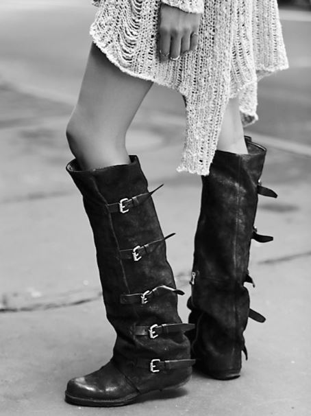 FAVE FALL TREND??! Totally, Over. The. Knee. Boots