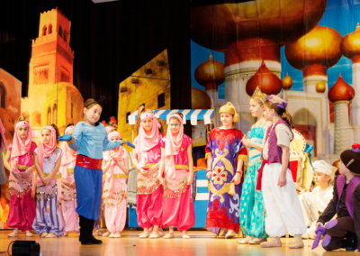 2017 Sowams School Production of Aladdin