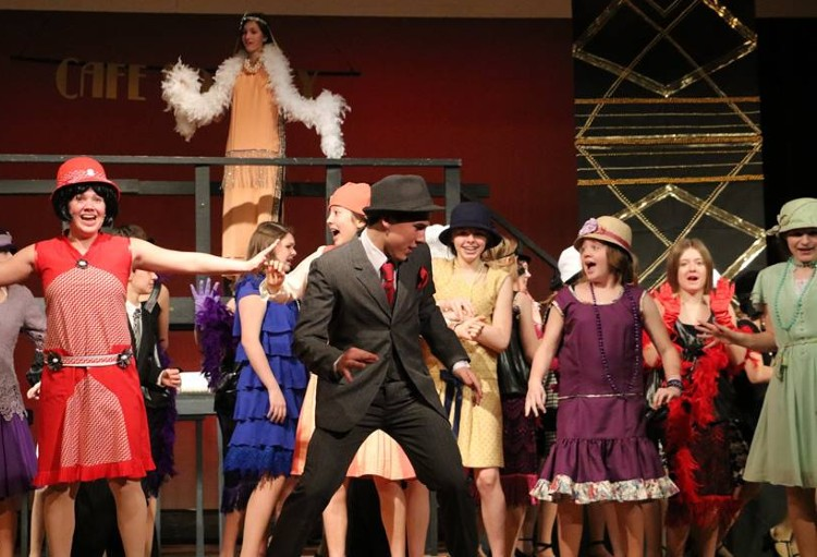 Thoroughly Modern Millie at BMS