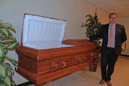 plan ahead for funeral