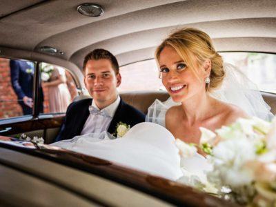 Hudson Valley trips wedding limo