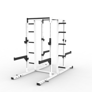 Bravo- 11 Double Half Rack - Arsenal Strength
