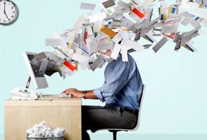 Pinball email-overload