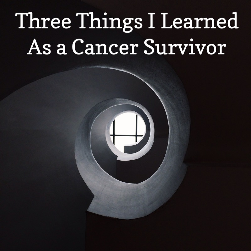 Cancer 3 Things PIN