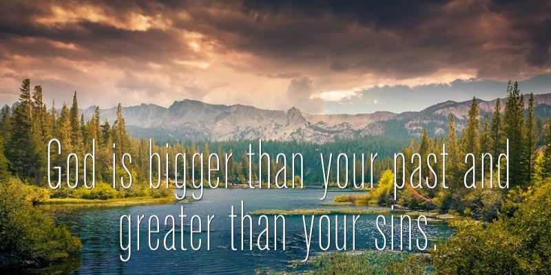 Past 3 God is Bigger