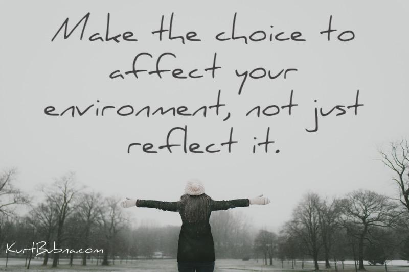#3 Affect dont reflect