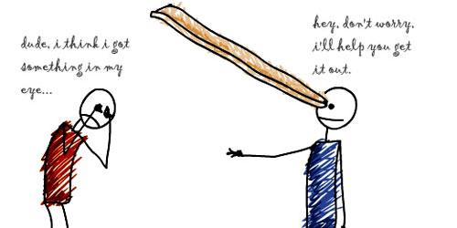 Hurting Log