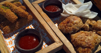 Odeon Social - Chicken Farcha and Nuggets
