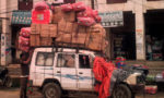Imphal Sumo transport