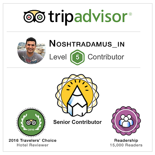 View My TripAdvisor Reviews