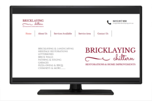 Chiltern-Bricklaying-Website