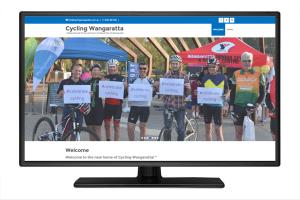 Cycling Wangaratta