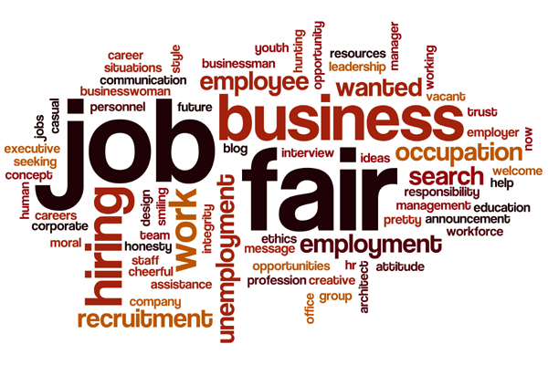 8 Steps to Success at Career Fairs - Job search, Interview, CV, Resume, Resume Writing Service, Cover Letter, Resume Templates, Job Offer, Salary Negotiation, Job Hunting, Job Board, Career Counseling, Resumes That Work; Social Media, Career Fair, Job Interview, Resume eBook; Boss, Career, Employee, Employer, Employment, Phone Screen, Unemployment, Vocation, Work, Internet, Online, Job, Remote Work, Occupation, Application, Co-Workers, Male, Female, Recession, Fired, Economy, Hiring, Wage, Salary