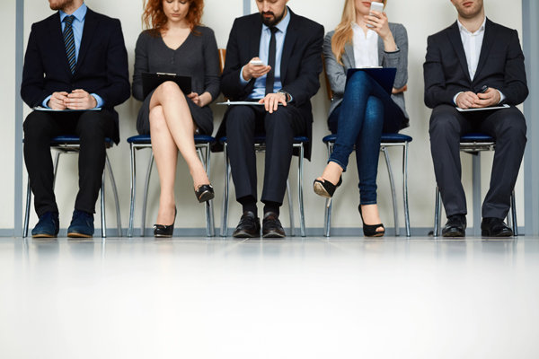Interview Etiquette - Putting your best Foot Forward