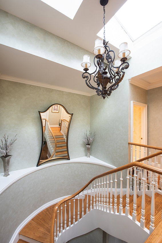 home staircase design