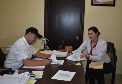 Administración de Mocorito y Sindicato firman CCT
