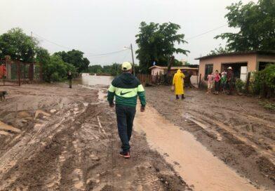 Afectadas 49 viviendas  por lluvias en Mocorito