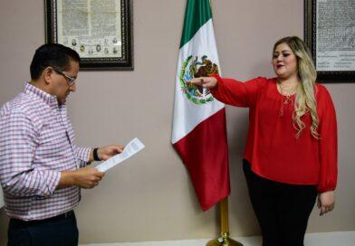 Sale Rosy Díaz, entra Alejandra Zámano como Síndico Procuradora