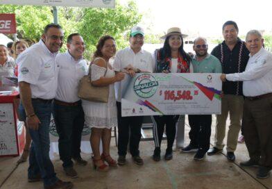 De El Carrizo hasta La Concha, van las Jornadas de Apoyo 'Puro Sinaloa'