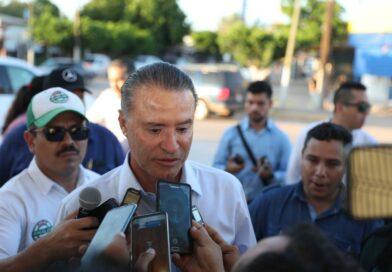 Anuncian 150 mdp para rehabilitar La Costera Las Brisas-Culiacán