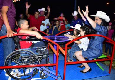 En memoria de Ariel Camacho benefician a niños angosturences con discapacidad