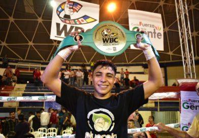 Nazario Castro es el Campeón del Pueblo