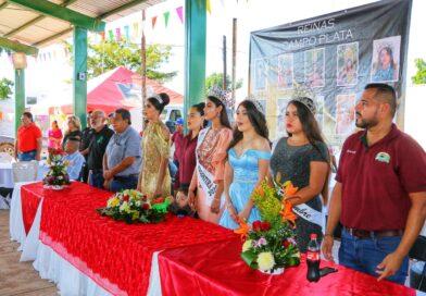 Celebran 56 aniversario del Ejido en Campo Plata