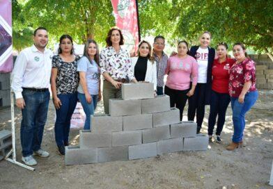 Entregan y clausuran programa de block de DIF Sinaloa