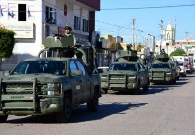 Inicia en Salvador Alvarado el operativo de seguridad Guadalupe-Reyes
