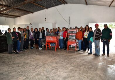 Llega tercera bloquera de DIF Sinaloa a Salvador Alvarado