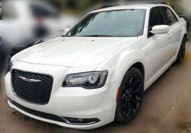 Tras persecución, Policías Estatales recuperan vehículo con reporte de robo de Estados Unidos