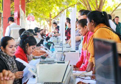 Más de 779 mil servicios se han otorgado con Jornadas de Apoyo 'Puro Sinaloa'