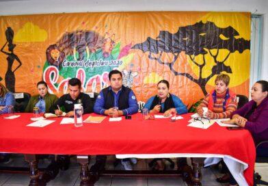 La Original Banda Limón, Revolver Cannabis y Niurka en Carnaval Angostura