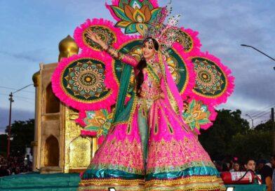 Maravilloso recorrido de primer nivel ofrece el Carnaval Guamúchil 2020 para su cierre