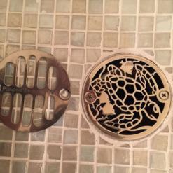 turtle drain