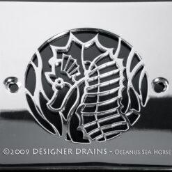 Oceanus Series - Square Decorative Shower Drains