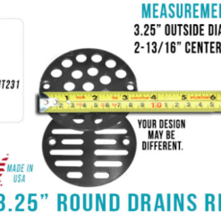 how to measure a 3.25