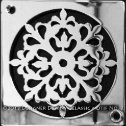 classic motiff no. 7, kerdi schluter replacement