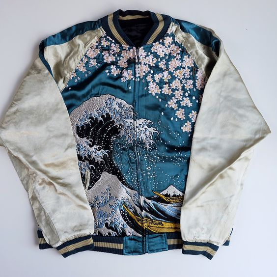 Japanese HYAKKA RYORAN Classic Katsushika Hokusai