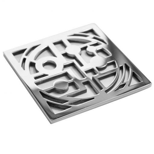 Designer Drains - EBBE Drain Cover - Art History Valmier 3