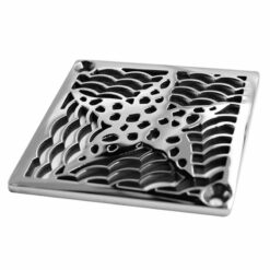 star fish square shower drains