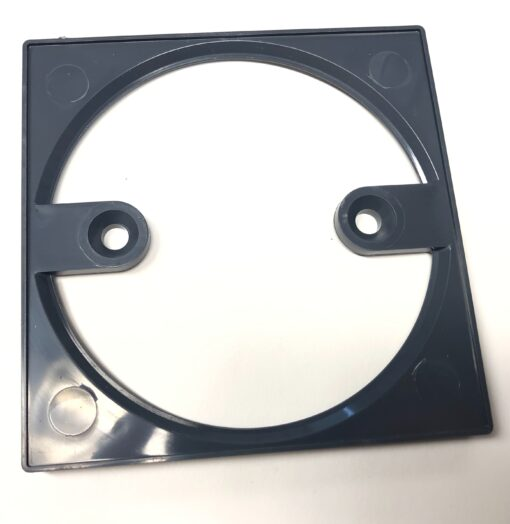 Sioux Chief round to square adapter shower drain