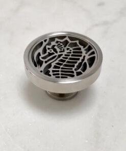 SeaHorse Cabinet Hardware | Designer Drains