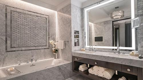Designer Drains Cabinet Hardware Post Oak Hotel Landrys Hospitality Development Hotel Industry