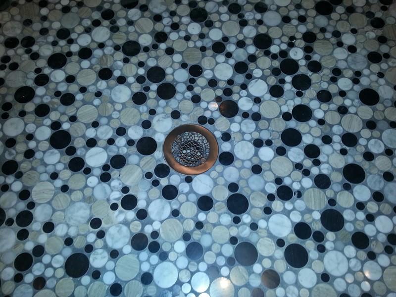 4 Inch Round Oatey Bubbles