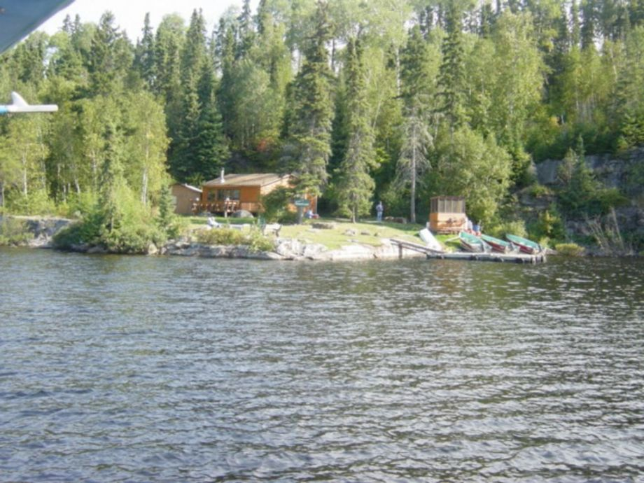 Sumach Outpost Fly in Fishing Lodge