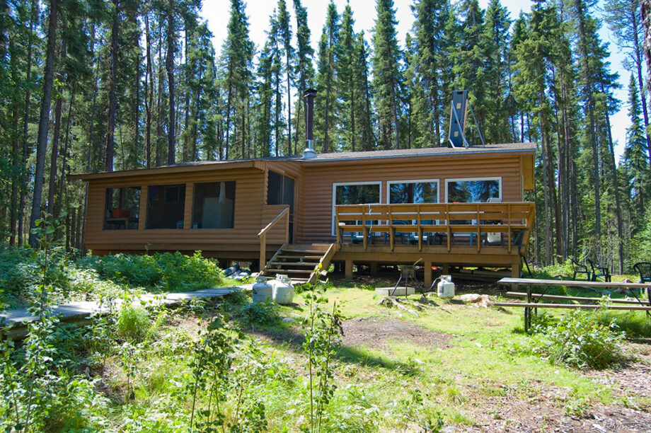 Brownstone Outpost Cabin