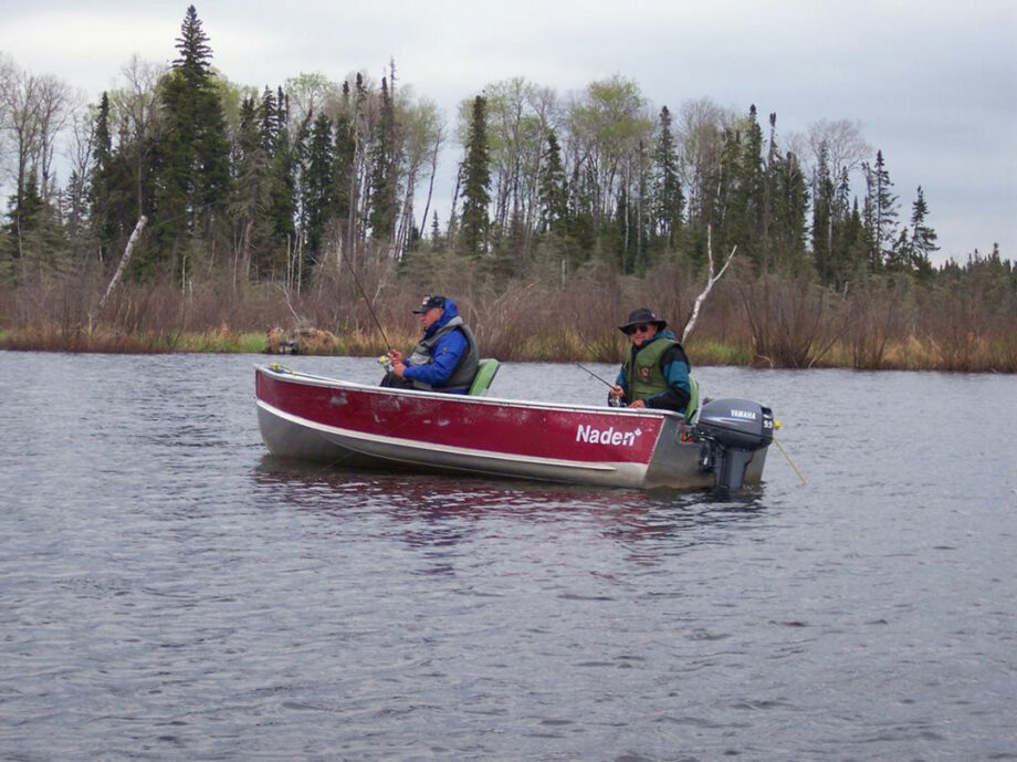 Canadian Fly-In Fishing Trip to Sumach Lake
